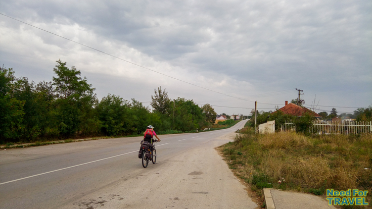The road to Kraljevo