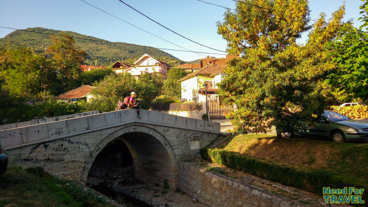 The White Bridge in Vranje