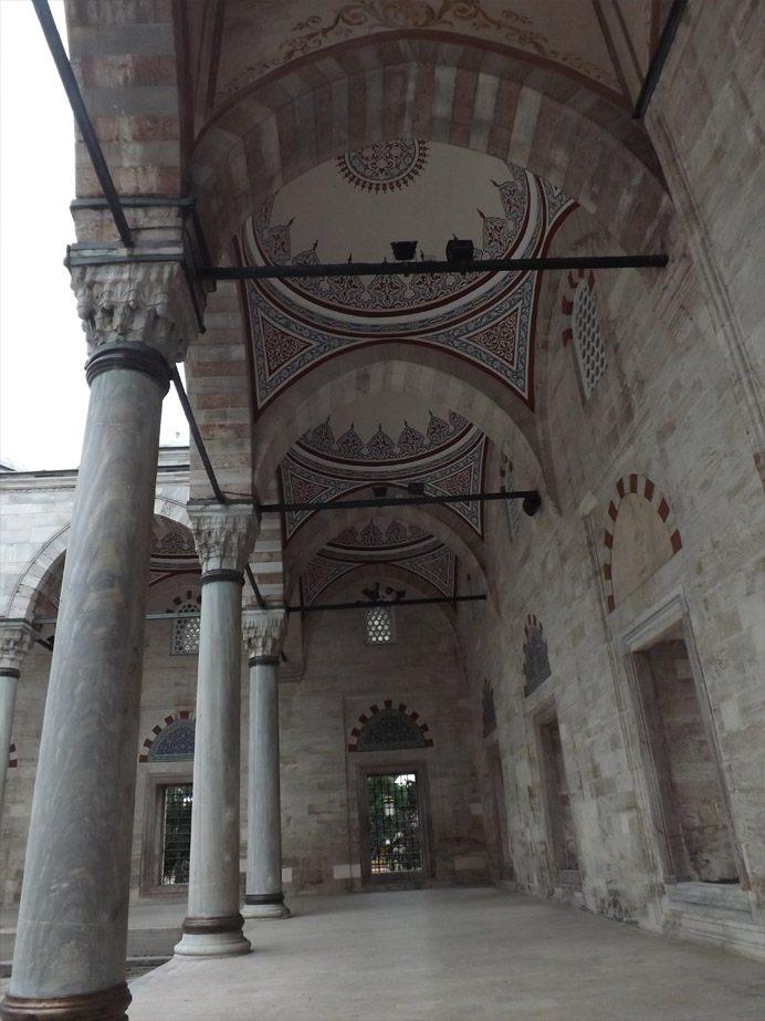 Фрески стамбульской мечети