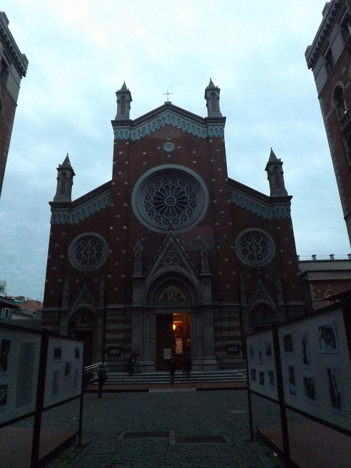Католическая церковь св. Антония Падуанского, Стамбул