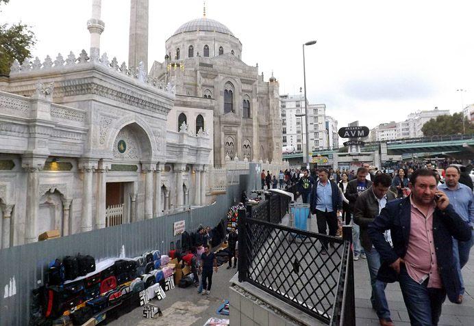 Мечеть Валиде-Султан (Аксарай), Стамбул