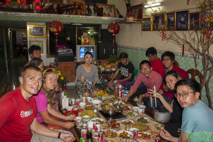 Китайский Новый Год в Камбодже