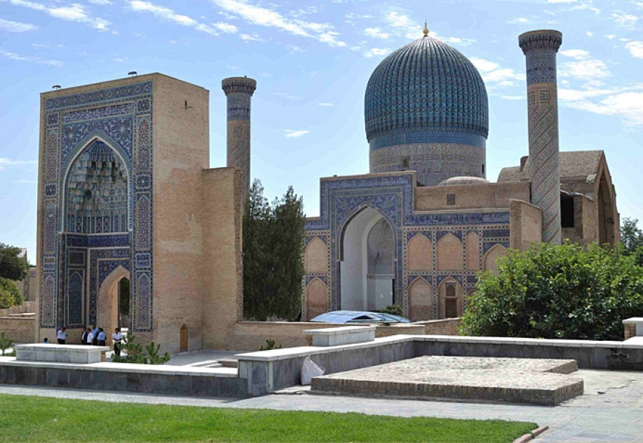 Гур-Эмир: Загадочная Гробница Тамерлана | История