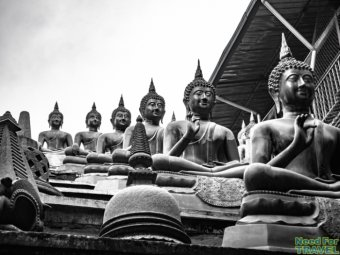 Шри-Ланка - страна 4+ религий, 5+ национальностей и 7+ языков