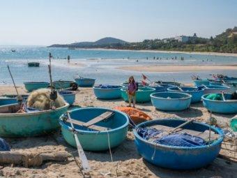 7 НЕОБЫЧНЫХ способов перемещения по Вьетнаму