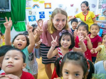 Работа во Вьетнаме Учителем Английского: План Действий