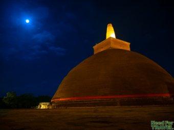 Анурадхапура + Міхінталє за 3 дні: Що відвідати в першу чергу?