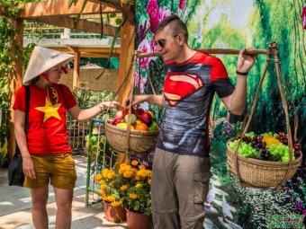 10 необычных фактов об ОДЕЖДЕ и МОДЕ во Вьетнаме